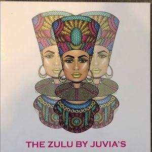 The Zulu Palette by Juvia's Place